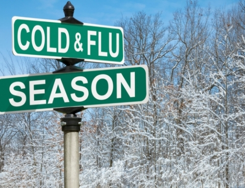 Helping the Body Deal with Cold & Flu Season