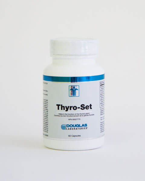 Douglas Labs - Thyro-Set