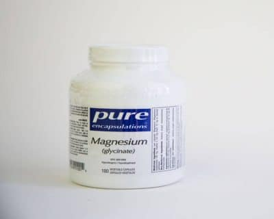 Pure Encaps - Magnesium Glycinate
