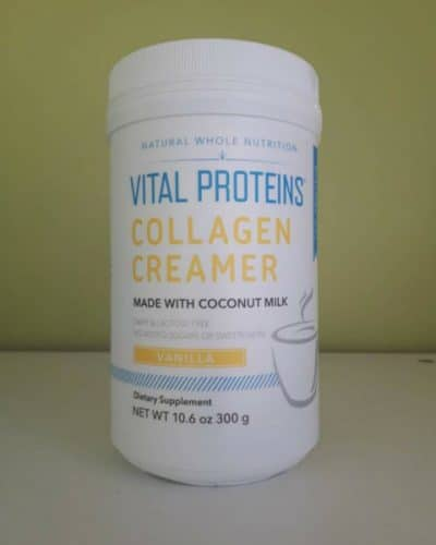Vital Proteins - Collagen Creamer Vanilla Flavoured