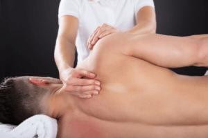 Deep Tissue Massage Oakville